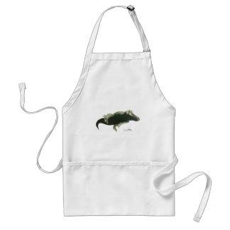 ♥gators adult apron