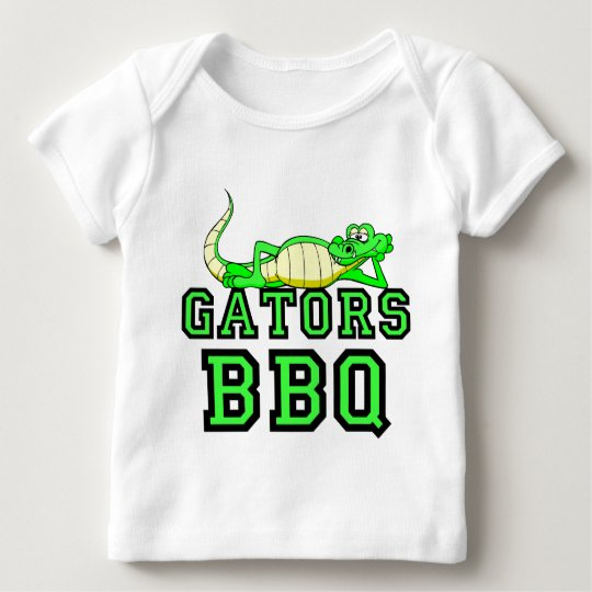 Gators BBQ Baby T-Shirt