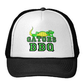 Gators BBQ Trucker Hat