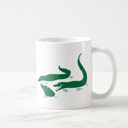 Gators Classic White Coffee Mug