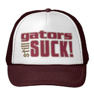 gators still SUCK! Trucker Hat