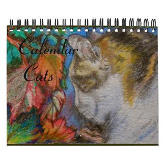 Gatos 2011 del calendario