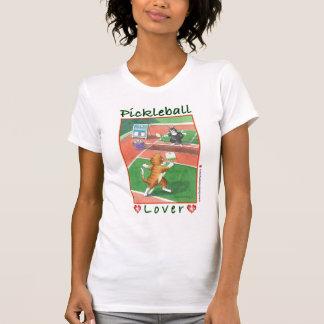Gatos brote de Pickleball y camiseta de Tony Playeras