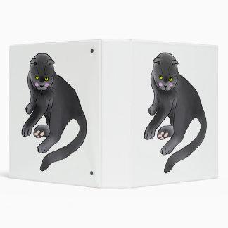 """Gatos Carpeta 1 1/2"""""""