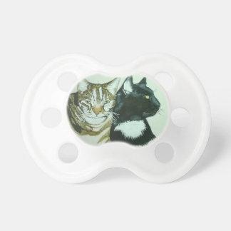 Gatos Chupetes De Bebe