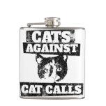 Gatos contra llamadas del gato