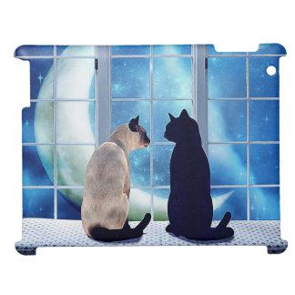 Gatos de la ventana
