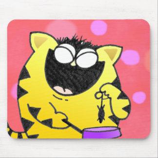 Gatos de LOL Mouse Pads