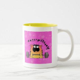 Gatos de LOL Tazas De Café