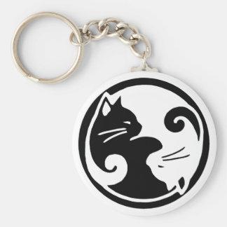 Gatos de Yin Yang