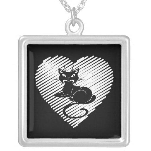 Gatos del amor grimpola