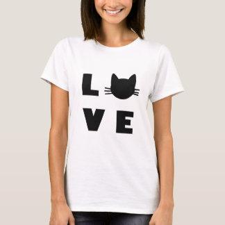 Gatos del amor playera