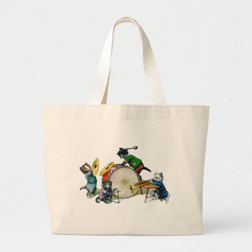 Gatos del jazz bolsas
