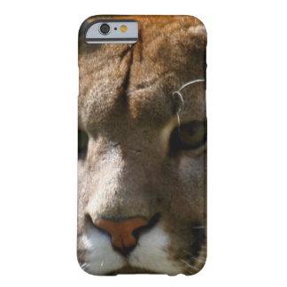 Gatos del puma funda de iPhone 6 barely there