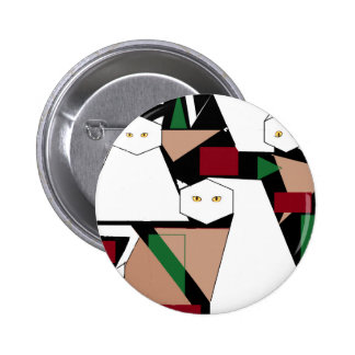 Gatos divertidos pins