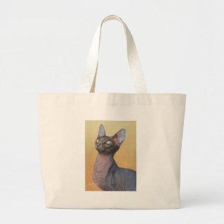 Gatos Electra del gato de la esfinge de Sphynx Bolsa