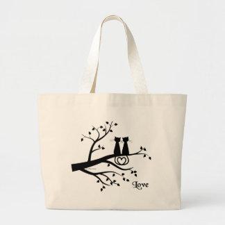 Gatos en amor bolsa