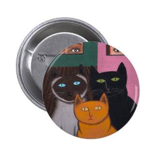 Gatos espectaculares 2 pins
