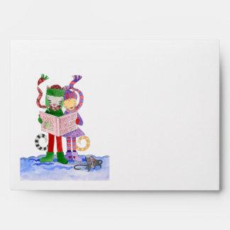 Gatos frescos de Caroling del navidad