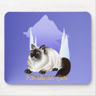 Gatos Himalayan Mousepad Tapete De Raton