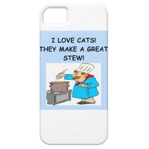 gatos iPhone 5 Case-Mate cárcasa