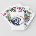 Gatos monteses de Blanchester Baraja Cartas De Poker