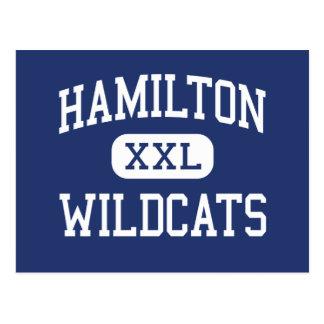 Gatos monteses Memphis media Tennessee de Hamilton Postal