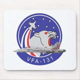 GATOS MONTESES VFA-131 TAPETE DE RATONES