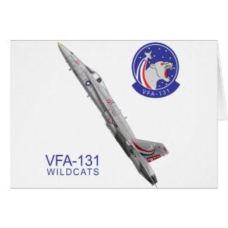 GATOS MONTESES VFA-131 FELICITACIONES