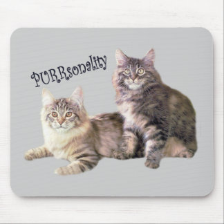Gatos Mousepad PURRsonality Tapete De Ratones