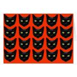 Gatos negros tarjetón