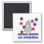 Gatos para Obama Iman De Nevera