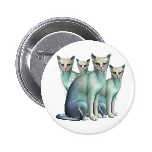 Gatos Pins