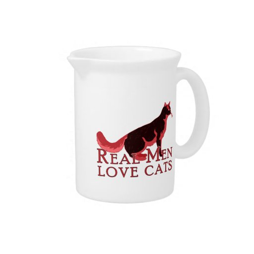 Gatos reales 2 del amor de los hombres jarra