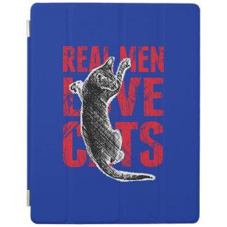 Gatos reales del amor de los hombres cover de iPad