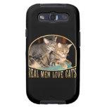 Gatos reales del amor de los hombres samsung galaxy s3 cobertura