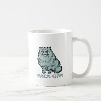 Gatos: ¡Retroceda! Tazas De Café