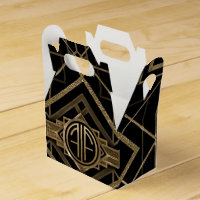 Gatsby Design - Gable Favor Box