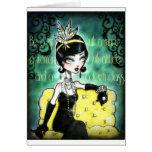 Gatsby, female, roaring 20s card