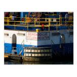 Gatun Locks 3 Postcards