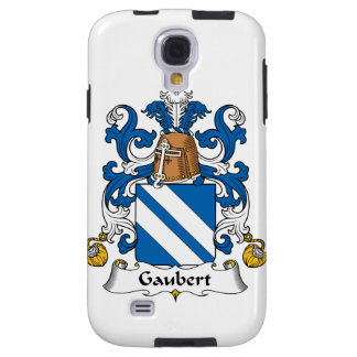 Gaubert Family Crest Galaxy S4 Case