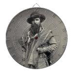 Gaucho de la República Argentina 1868 Tablero Dardos