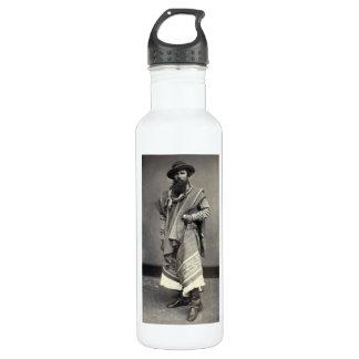 Gaucho of the Argentine Republic 1868 24oz Water Bottle