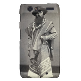 Gaucho of the Argentine Republic 1868 Droid RAZR Cover