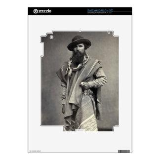 Gaucho of the Argentine Republic 1868 iPad 2 Skins