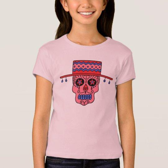 Gaucho Sugar Skull T-Shirt
