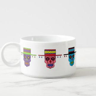 Gaucho Sugar Skulls Bowl