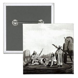 Gauchos  of Tucuman, 1820 Pin