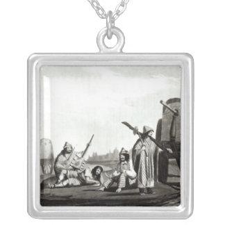 Gauchos  of Tucuman, 1820 Necklaces