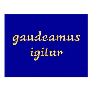 Image result for gaudeamus rejoice